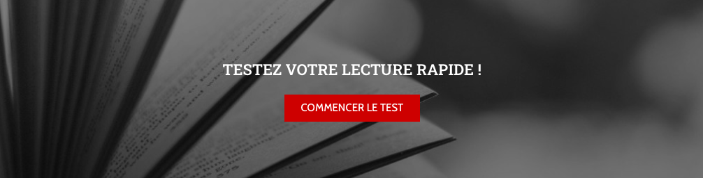test lecture rapide